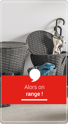Alors on range !