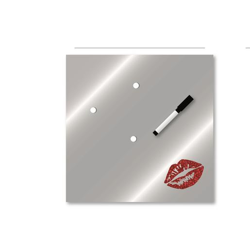 Miroir gris rouge miroirs la foir 39 fouille for Miroir la foir fouille
