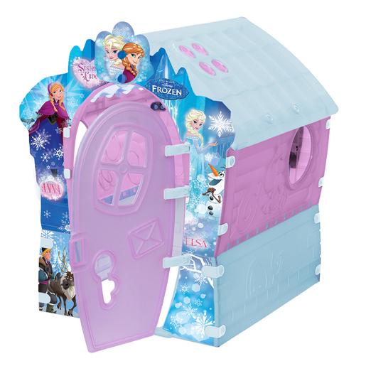 Maison Frozen - Polypropylène - Bleu - Jeux d\'extérieur pour enfant ...
