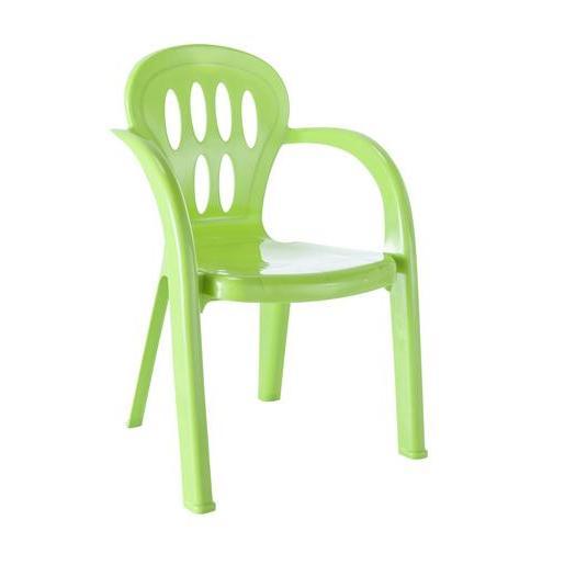 Chaise Vert - Salon de jardin   La Foir\'Fouille