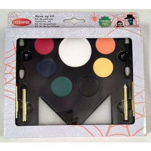 Kit de maquillage halloween famille - Multicolore