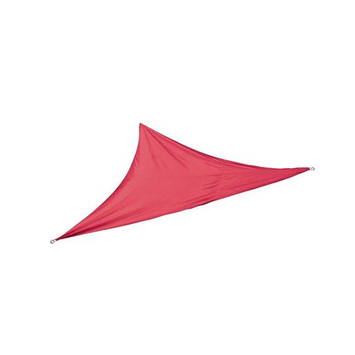 Voile D Ombrage Lucy 3 X 3 X 3 M Rouge Moorea Parasols Pieds De Parasols Et Voiles D Ombrage La Foir Fouille