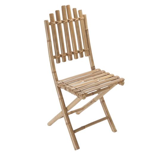 Chaise Pliante Bambou