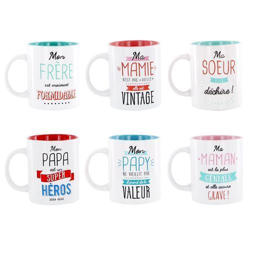 Mug Fantastique HumourLa Famille Modèles Différents Gadget N8nm0w