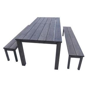 Table Margo + 2 bancs