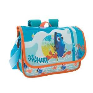 Cartable Dory - Polyester - 32 x 10 x H 23 cm - Multicolore