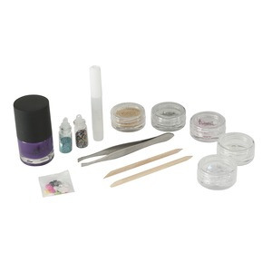 Coffret Nail Art - Multicolore
