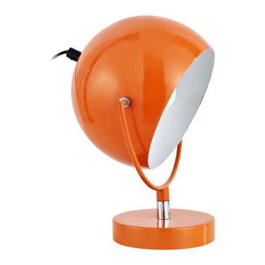 lampe a poser orange