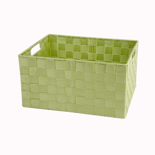Panier - Polypropylène - Différents Coloris - Paniers Et Cubes De