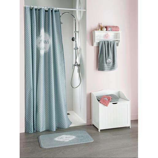 Rideau de douche - Rideau de baignoire pas chère | La Foir\'Fouille