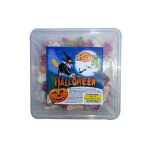 Bonbons gélifiés Mix halloween - 770 g - Multicolore