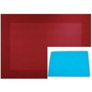 Set de table - PVC - 30 x 45 cm - Bleu