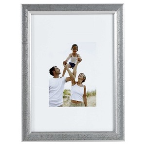 Cadre photo collection Banco - 13 x 18 cm - Couleur gris