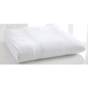 Drap de bain - 70 x 130 - Blanc chantilly