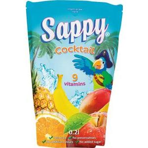 Sappy cocktail - 200 ml