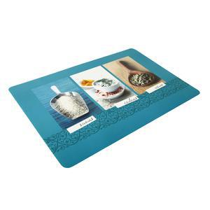 Set de table - PVC - 45 x 30 cm - Multicolore