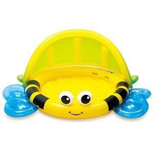 Piscine gonflable abeille