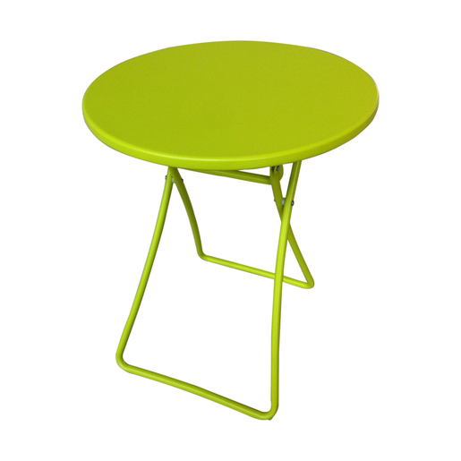 Table d\'appoint pliante - Salon de jardin | La Foir\'Fouille