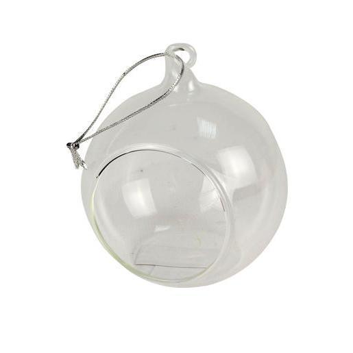 boule ouverte 224 suspendre verre blanc loisirs cr 233 atifs la foir fouille