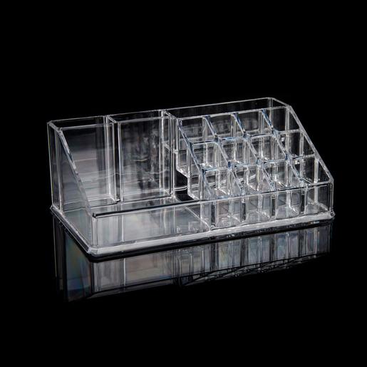 Boite Rangement Cosmetiques Acrylique Transparent Produits Divers La Foir Fouille