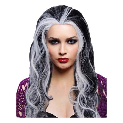 Perruque de vampire pour femme - taille unique