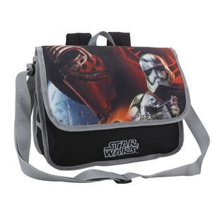 Cartable Star Wars - Polyester - 38 x 13 x H 31 cm - Multicolore