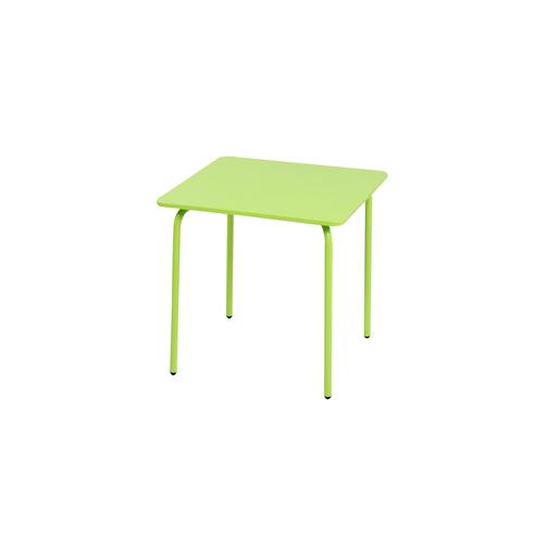 Table - Acier - Vert - Mobilier de jardin   La Foir\'Fouille