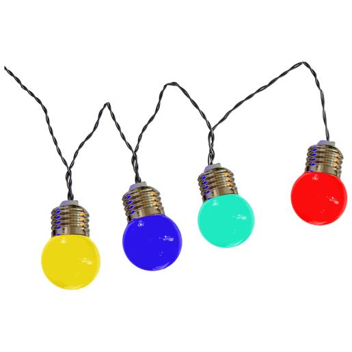 Guirlande électrique Multicolore Guirlandes Lumineuses