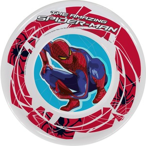 Bol The Amazing Spiderman en mélamine - 33 cm -Multicolore