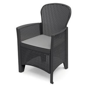 Chaise de jardin - Fauteuil et banc d\'extérieur pas cher   La Foir ...