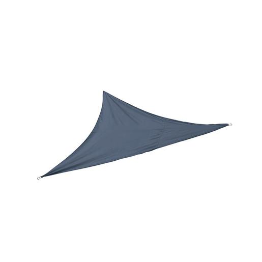 Voile D Ombrage Lucy 5 X 5 X 5 M Gris Moorea Plein Air La Foir Fouille