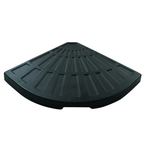 Dalle béton   Béton   Noir   Parasols et Moustiquaires | La Foir