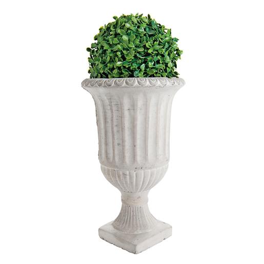 Vase Médicis - H 34 cm - Décoration de jardin | La Foir\'Fouille