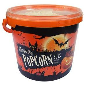Seau de pop corn - 250 g - Orange