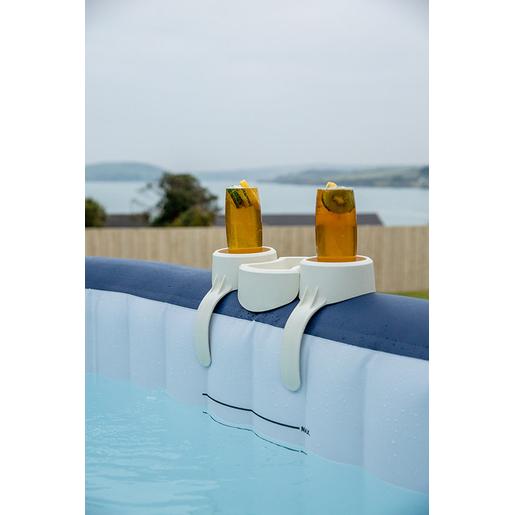 Porte boissons pour spa accessoires piscine la foir for Piscine la foir fouille