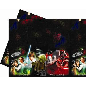 Nappe Star Wars - Plastique - 120 x 180 cm - Multicolore
