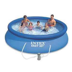 Piscine autoportante Intex - ø 366 x H 76 cm