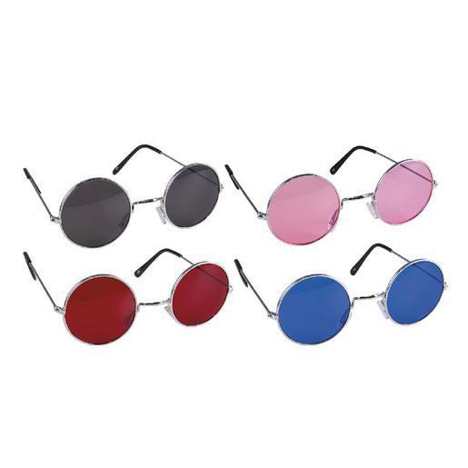 sélectionner pour officiel Garantie de satisfaction à 100% bons plans sur la mode Lunettes hippie en métal - Multicolore - Accessoires ...