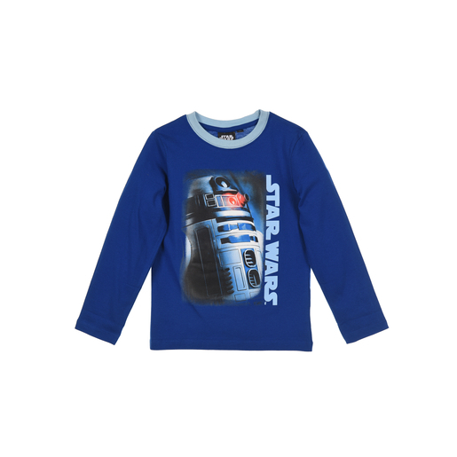 Pyjama long Star Wars - 4 ans - Bleu
