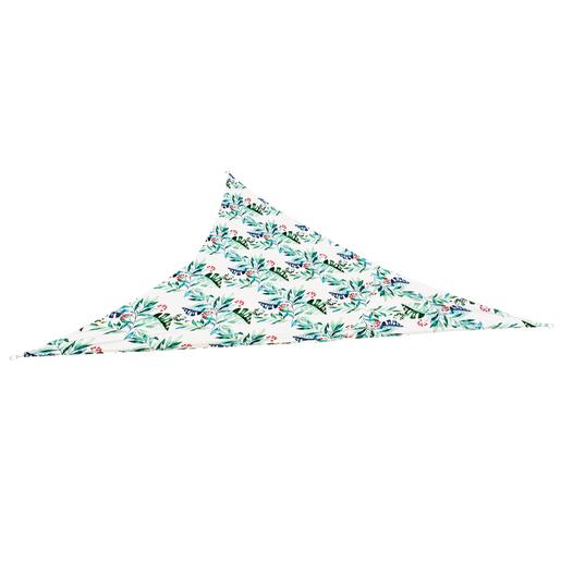 Voile D Ombrage Imprime Manillo 300 X 300 X 300 Cm Multicolore Parasols Pieds De Parasols Et Voiles D Ombrage La Foir Fouille