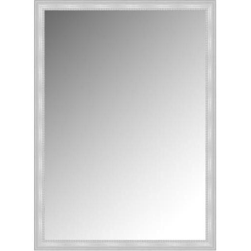 Miroir mdf blanc miroirs la foir 39 fouille for Miroir horizontal blanc