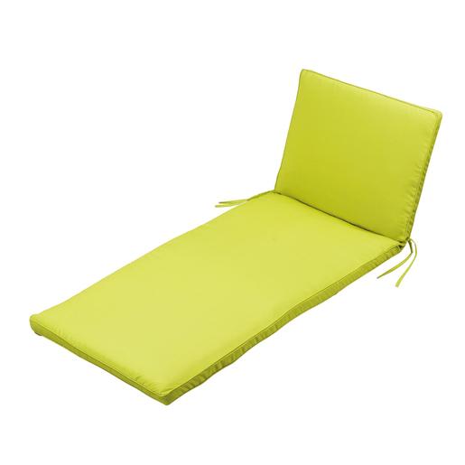 Matelas bain de soleil imperméable - 100 % polyester - Coussin salon ...