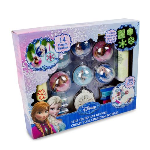 Kit création boules Frozen Multicolore   Loisirs créatifs | La