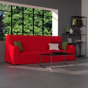 housse de canapé rouge 3 places Housses de canapé et housses de fauteuil | La Foir'Fouille housse de canapé rouge 3 places