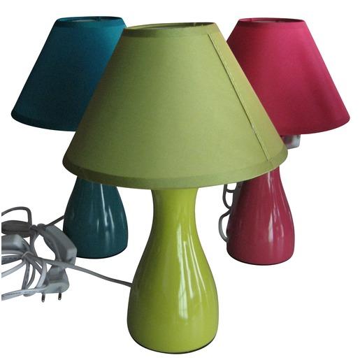 Lampe A Poser Collection Zen Hauteur 30 Cm Differents Coloris