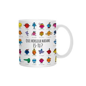 Mug Monsieur Madame - 32 cl