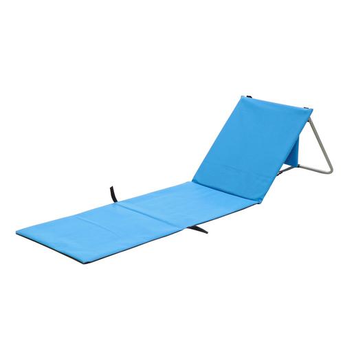 matelas de plage bleu plein air la foir 39 fouille. Black Bedroom Furniture Sets. Home Design Ideas