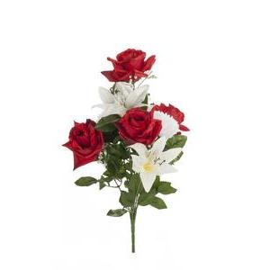 Bouquet de roses - assortiments