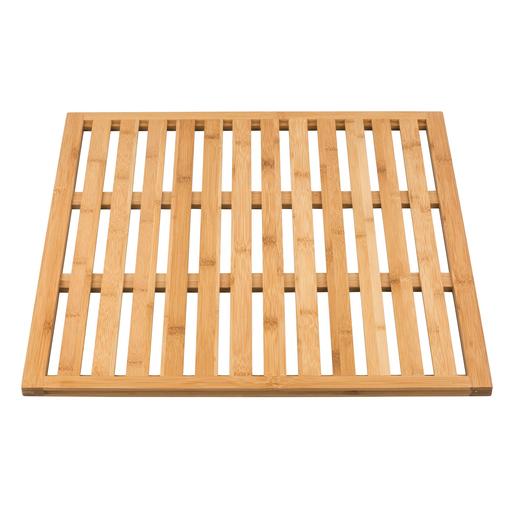Caillebotis Bambou - Accessoires salle de bain   La Foir\'Fouille