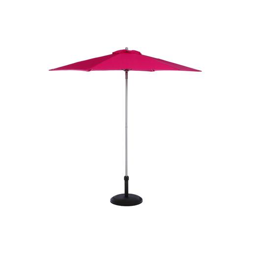 parasol anzio rose parasols et moustiquaires la foir. Black Bedroom Furniture Sets. Home Design Ideas